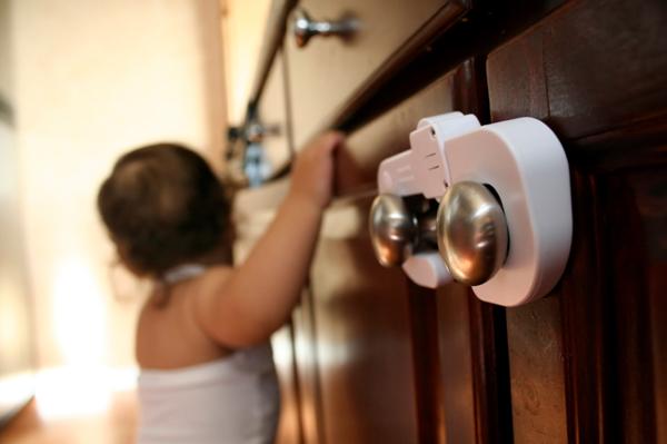 Barnsäkra hemmet – 7 barnfaror som kan undvikas