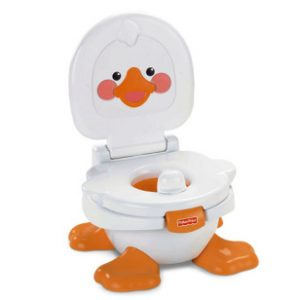 Fisher-Price Ducky Fun 3-i-1 Potta
