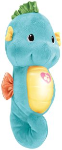 Fisher-Price Soothe and Glow Seahorse