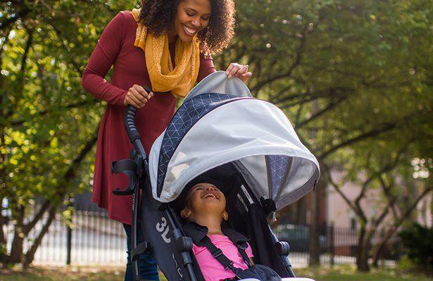 Praktiska barnvagnstillbehör