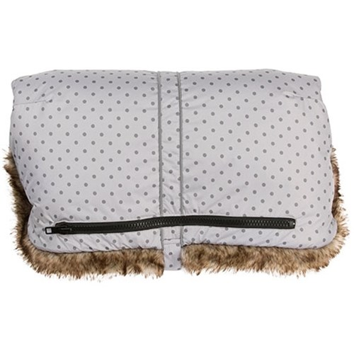 Vinter Bloom Handmuff Mini Dots