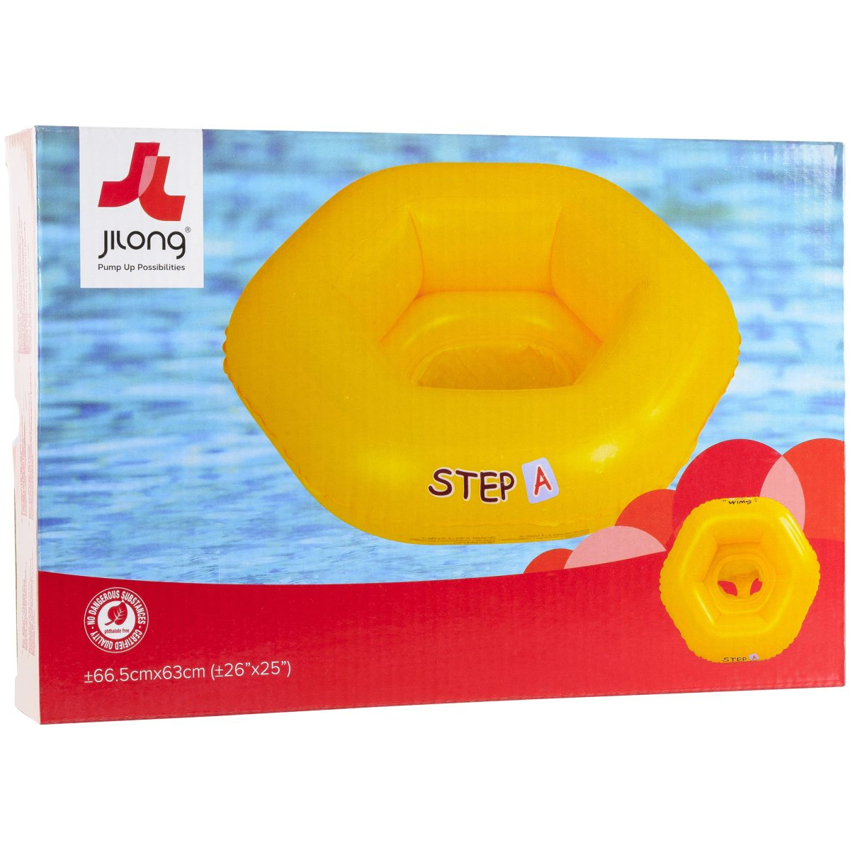 FUN Swim Kid Baby Seat Badring Barn