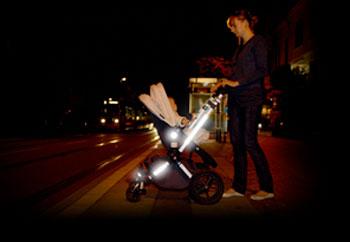 Barnvagnsreflexen