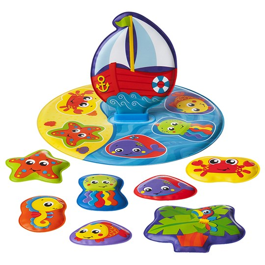 Playgro Bad Pussel Floaty Boat