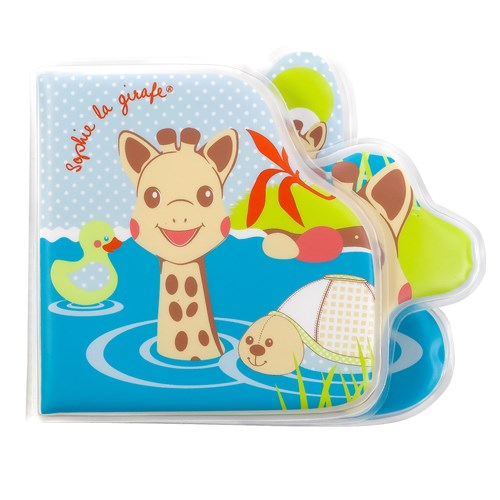 Sophie the Giraffe Bath Book Gift Box