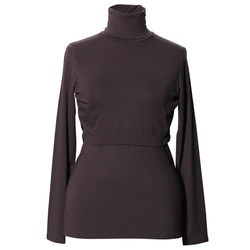 Boob Jackie Polo Neck Top Pip