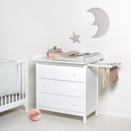 Seaside Nursery Byra med Skotbord