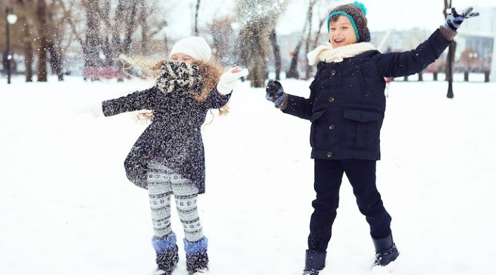Bästa vinterskorna för barn 2018 – Torra fötter i ur och skur
