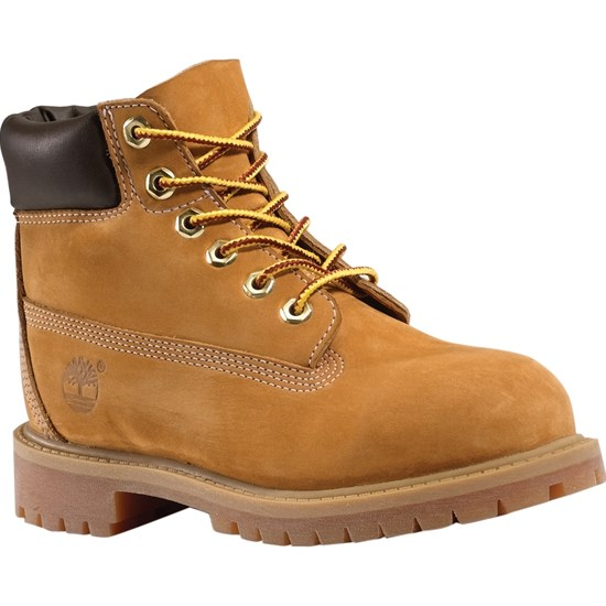 Timberland 6in Prem Wheat Nubuck