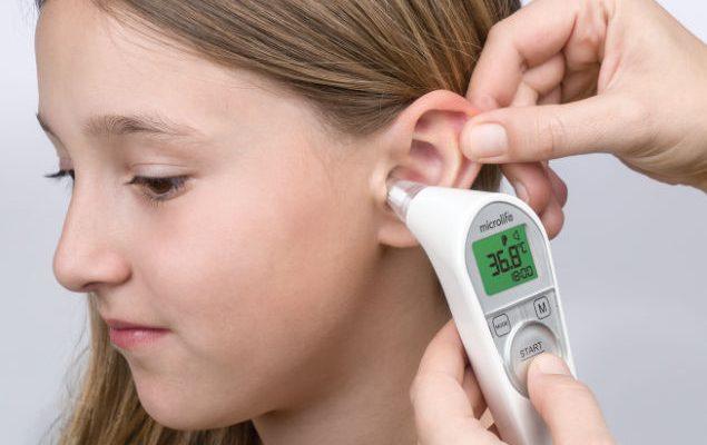 Bästa örontermometern 2018 – Snabb och korrekt mätning av feber