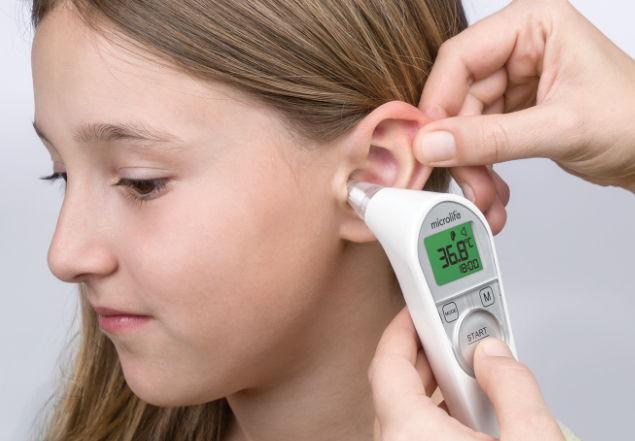 Bästa örontermometern 2019 - Snabb och korrekt mätning av feber • Barnlandet 376f90f75e46d