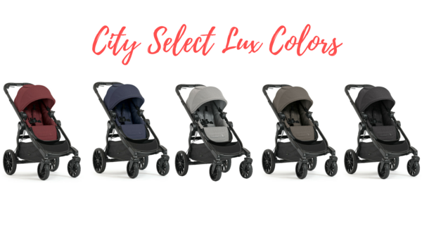 Baby Jogger City Select Lux