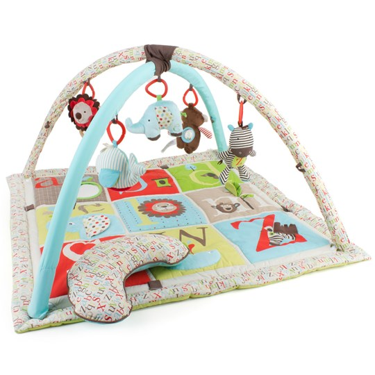 Skip Hop Alphabet Zoo Baby Gym