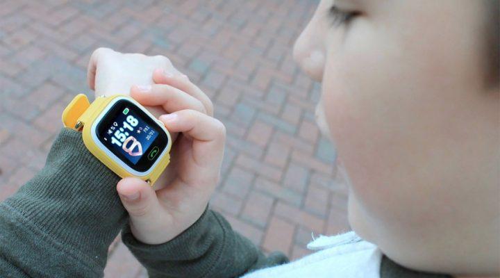 GPS klockan for barn