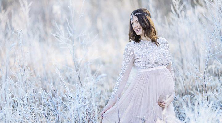 Inspiration till gravidfotografering