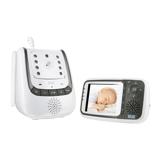 NUK Babyvakt ECO Control med Video