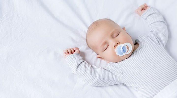 Hur far man spadbarn att sova pa natten