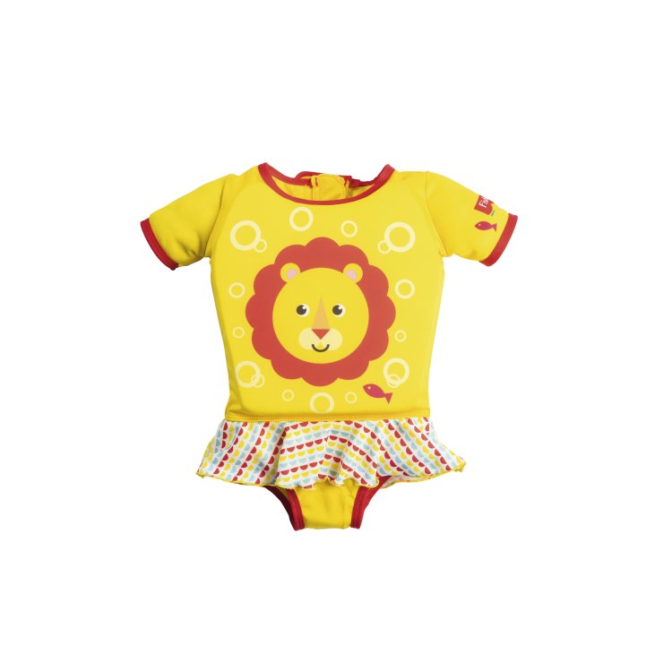 Fisher Price Flytdress med Volang