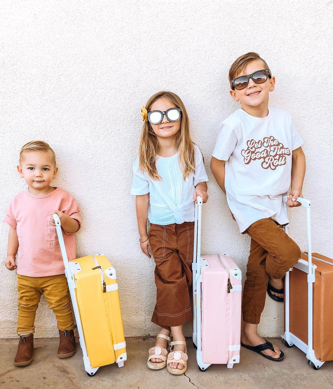 ᐅ Bästa resväskan för barn [ 2020 ] • Bäst i test • Barnlandet