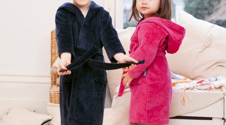 morgonrocken for barn