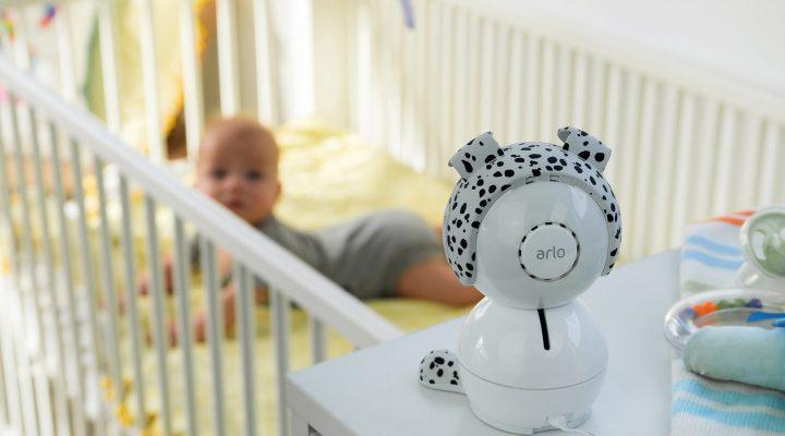 babyvakten med kamera