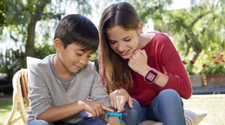 smartklockan for barn