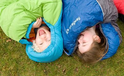 sovsacken for barn