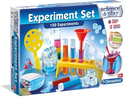 Clementoni Science Play 150 Experiment