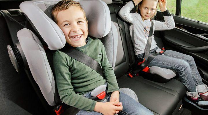 Nar ar det dags att borja med framatvand bilbarnstol